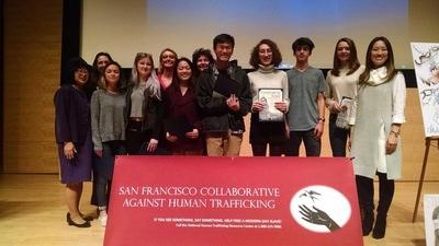 2017 - San Francisco Collaborative Against Human Trafficking